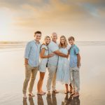 Family photo session in Southern California with photographer Sharisse Rowan.