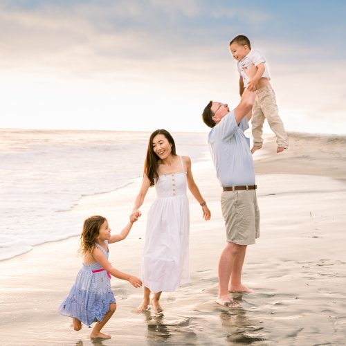 The Elliot's Family Session Was a Dream